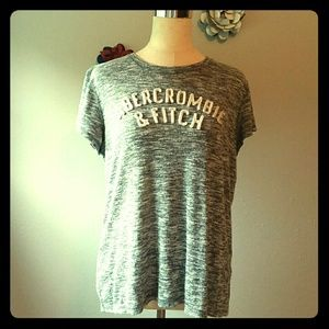Abercrombie and Fitch T-Shirt Size Large